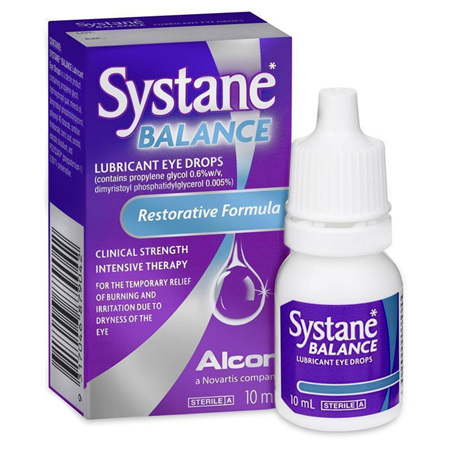 Systance Balance Lubricating Eye Drops 10ml
