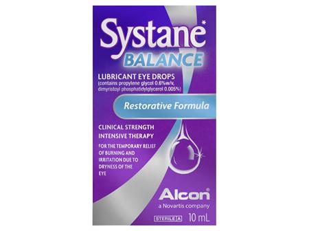 Systane Balance Lubricant Eye Drops 10mL