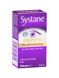 Systane Complete Eye Drops 10ml