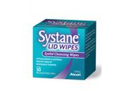 Systane Lid Wipes Eyelid Cleansing Wipes -30 Pre Moistened Wipes