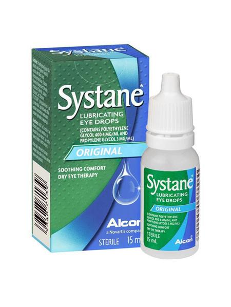 SYSTANE ORIGINAL EYE DROPS 15ML