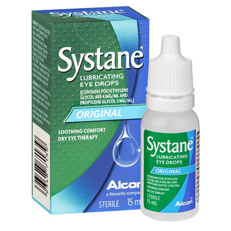 Systane Original Lubricating Eye Drops 15ml