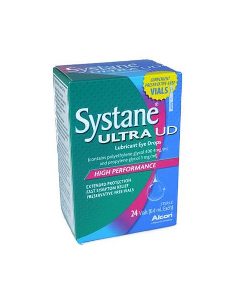 SYSTANE Ultra UD 24x0.4ml