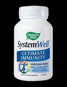 Systemwell  Ultimate Immunity  90 tablets PLUS 45 tablets FREE