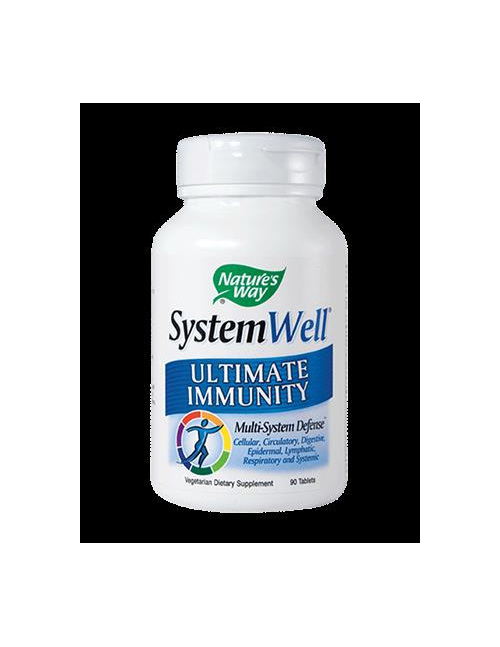 Systemwell® – Ultimate Immunity - 90 tablets PLUS 45 tablets FREE
