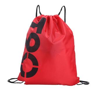 T90 Red & Black Swim Bag