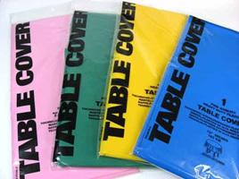"""Table Cloth 54""""x 108"""" Plain"""