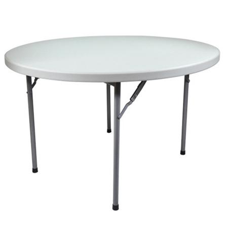 Table Round 120cm Grey
