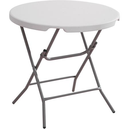 Table Round 80cm Grey