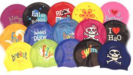 Taggoggle Swim Caps