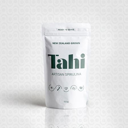 Tahi NZ Grown Artisan Spirulina