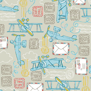 Take Flight - Air Mail