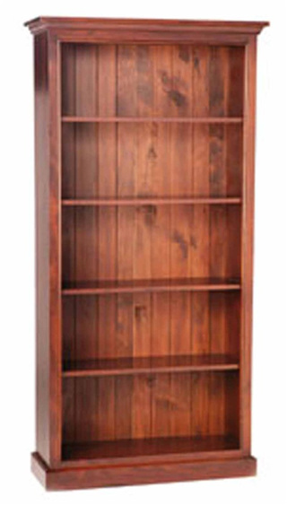 Hunters Tall Bookcase