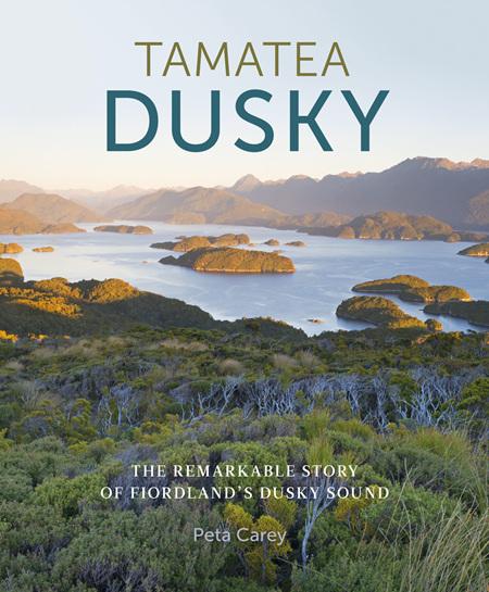 Tamatea Dusky - by Peta Carey
