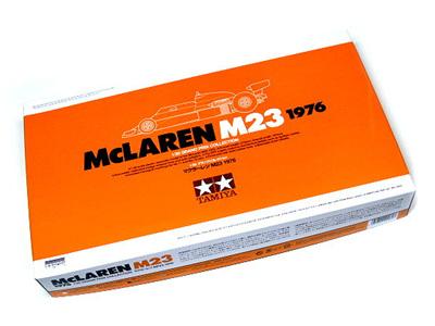 Tamiya 1/20 McLaren M23 1976