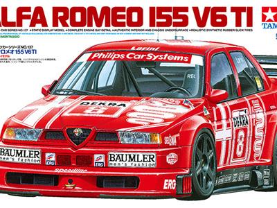 Tamiya 1/24 Alfa Romeo 155 V6 TI