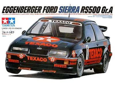 "Tamiya 1/24 ""Eggenberger"" Ford Sierra RS500 Gr.A"