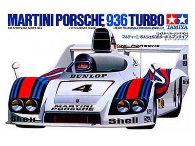 Tamiya 1/24 Martini Porsche 936 Turbo