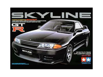 Tamiya 1/24 Nissan Skyline GTR
