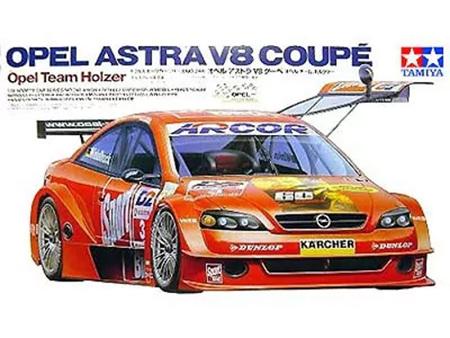 Tamiya 1/24 Opel Astra V8 Coupe