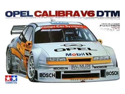 Tamiya 1/24 Opel Calibra V6 DTM