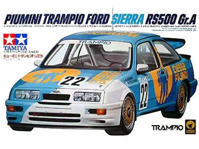 Tamiya 1/24 Puimini Trampio Ford Sierra RS500 Gr. A