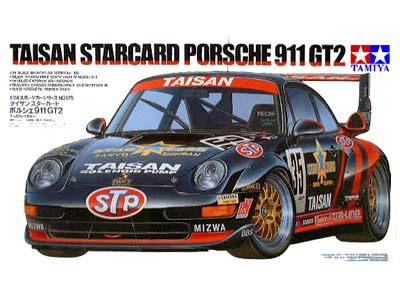 Tamiya 1/24 Taisan Starcard Porsche 911 GT