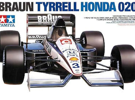Tamiya 1/20 Braun Tyrrell Honda 020 (TAM20029)