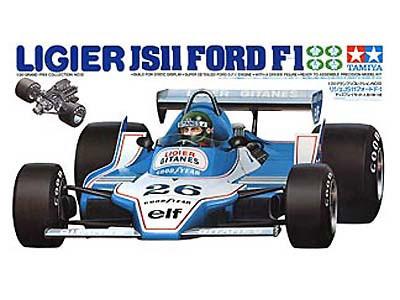 Tamiya 1/20 Ligier JS11 Ford F1