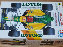 Tamiya 1/20 Lotus 107 Ford (TAM20037)