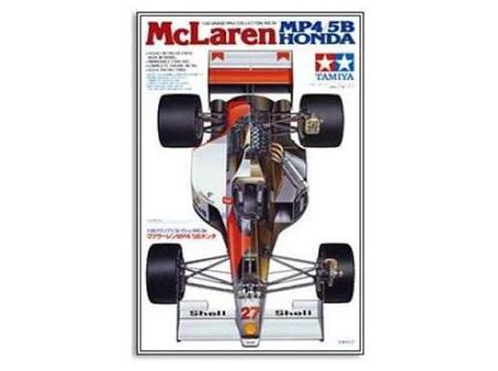 Tamiya 1/20 McLaren MP4/5B Honda (TAM20026)