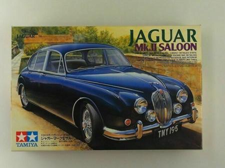 Tamiya 1/24 Jaguar Mk.II Saloon (TAM24151)