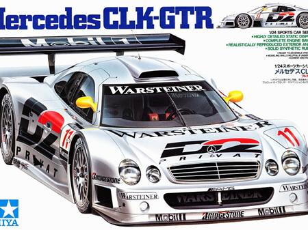 Tamiya 1/24 Mercedes CLK-GTR Warsteiner (TAM24195)