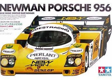 Tamiya 1/24 Newman Porsche 956