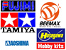 Tamiya/Aoshima/Fujimi & Asian Kits - Race Cars excl F1/Rally