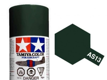 Tamiya AS-13 Green (USAF) - 100ml Spray Can