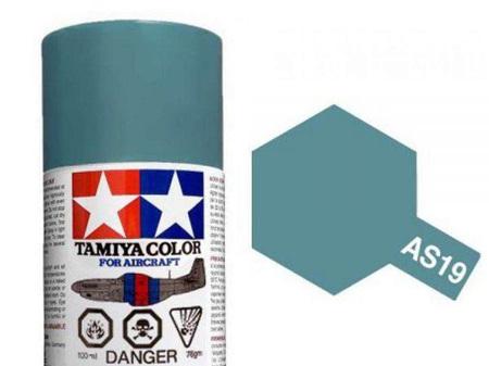 Tamiya AS-19 Intermediate Blue (US NAVY) - 100ml Spray Can