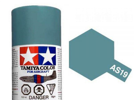 Tamiya AS-19 Intermediate Blue (US NAVY) - 100ml Spray Can
