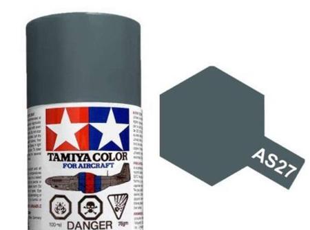 Tamiya AS-27 Gunship Gray 2 - 100ml Spray Can