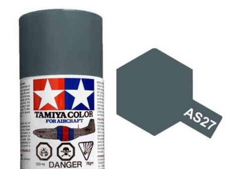Tamiya AS-27 Gunship Gray 2 - 100ml Spray Can