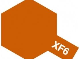 Tamiya Enamel XF-6 Flat Copper (10ml)