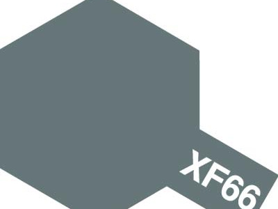 Tamiya Enamel XF-66 Light Grey (10ml)