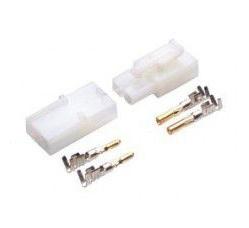 Tamiya M/F plug (2 pairs)