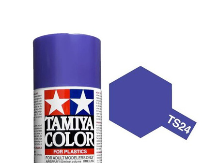 Tamiya TS-24 Purple - 100ml Spray Can