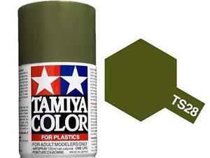 Tamiya TS-28 Olive Drab 2 - 100ml Spray Can