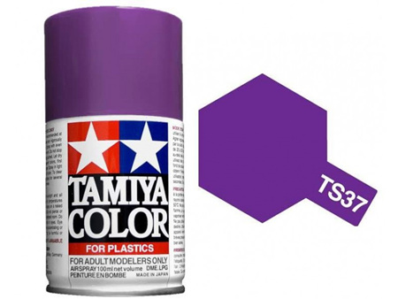 Tamiya TS-37 Lavender - 100ml Spray Can