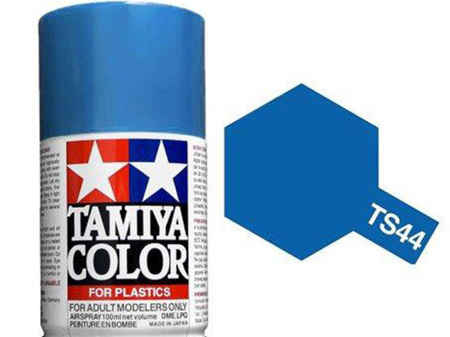 Tamiya TS-44 Brilliant Blue - 100ml Spray Can