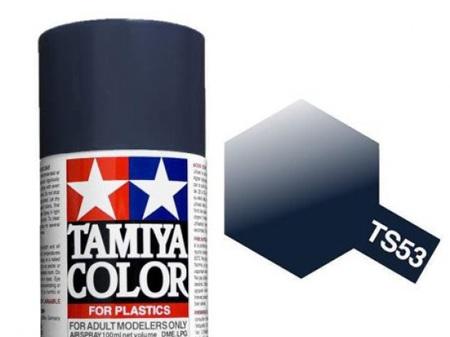 Tamiya TS-53 Deep Metallic Blue - 100ml Spray Can