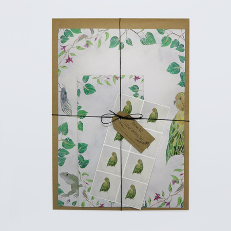 Tamsin Baxendale Letter Writing and Postcard Sets