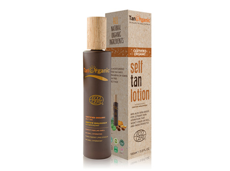 TAN Organic Self Tan Caramel 100ml